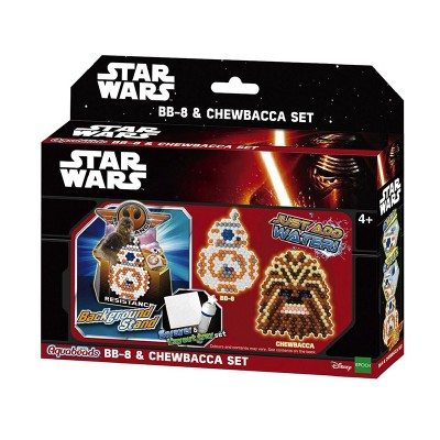 Aqua Beads - Star Wars BB-8 és Chewbacca