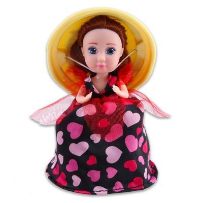 Cupcake meglepi sütibaba - Amela
