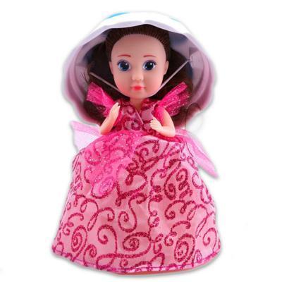 Cupcake meglepi sütibaba - Evelyn