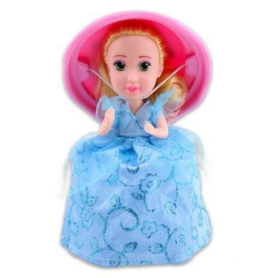 Cupcake meglepi sütibaba - Isabelle
