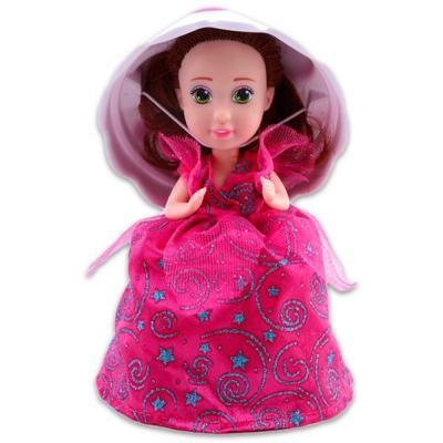 Cupcake meglepi sütibaba - Molly