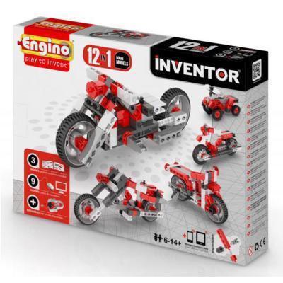 Engino Inventor 12 az 1-ben építőjáték - Motorok