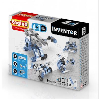 Engino Inventor 4 az 1-ben építőjáték - Légi járművek