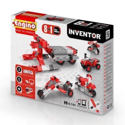 Engino Inventor 8 az 1-ben építőjáték - Motorok