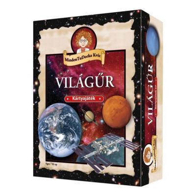 MindenTuDorka: A Világűr kártyás kvízjáték