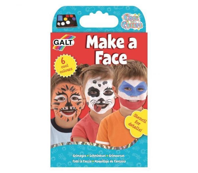 Galt Kreatív arcfestő készlet