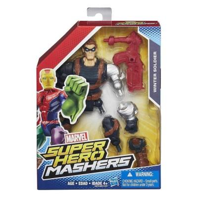 Avengers - Bosszúállók Hero Mashers Tél katonája figura