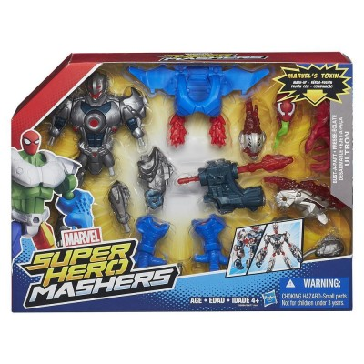 Avengers - Bosszúállók Hero Mashers Ultron figura, kiegészítőkkel
