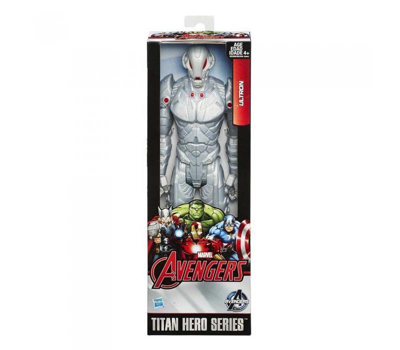Avangers - Bosszúállók Titán Hősök Ultron figura, 30 cm