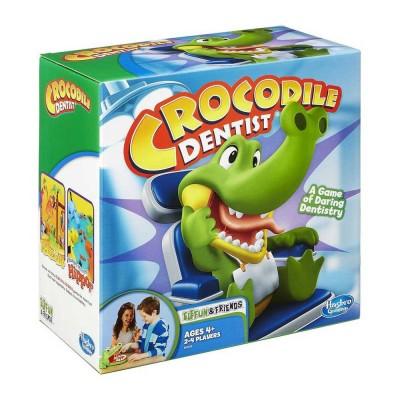 Krokodil fogászat társasjáték
