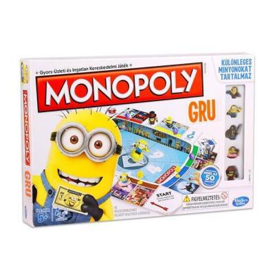 Monopoly Gru - Minionok társasjáték