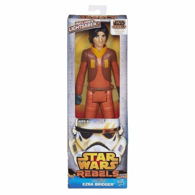 Star Wars Ezra Bridger figura, 30 cm