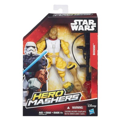 Star Wars Hero Mashers Bossk figura