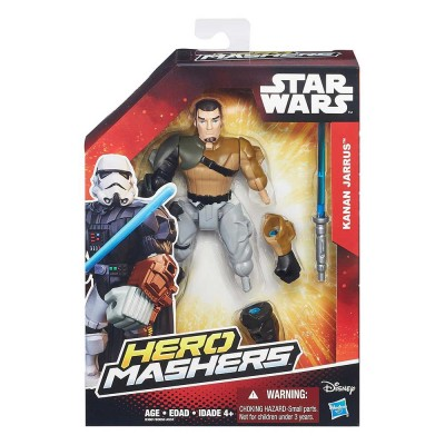 Star Wars Hero Mashers Kanan Jarrus figura