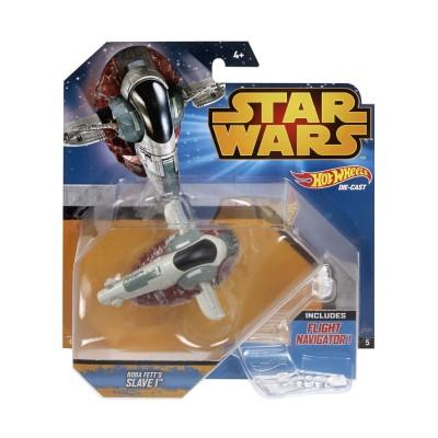 Hot Wheels Star Wars Boba Fett's Slave I űrhajó