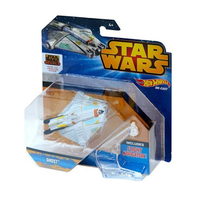 Hot Wheels Star Wars Ghost űrhajó