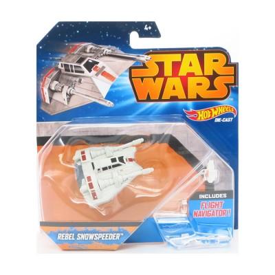 Hot Wheels Star Wars Rebel Snowspeeder űrhajó