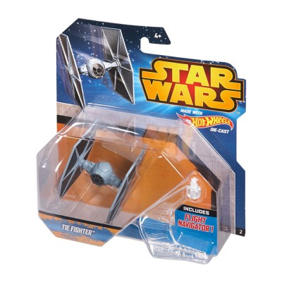 Hot Wheels Star Wars Tie Fighter űrhajó