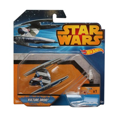 Hot Wheels Star Wars Vulture Droid űrhajó