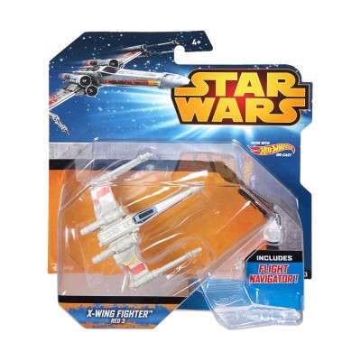 Hot Wheels Star Wars X-Wing Fighter Red 3 űrhajó