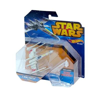 Hot Wheels Star Wars X-Wing Fighter Red 5 űrhajó