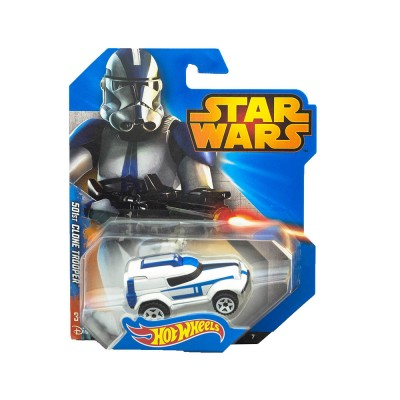 Hot Wheels Star Wars kisautó, Clone Trooper
