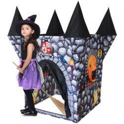 Boszorkányos kastély játszósátor