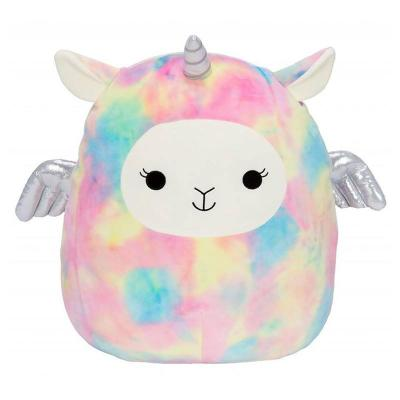 Lucy-May a láma unikornis 20cm plüssjáték - SQUISHMALLOWS