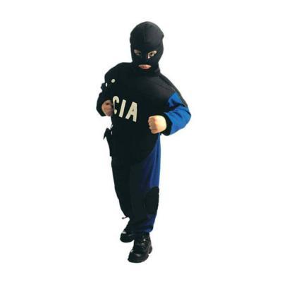 CIA gyerek jelmez, 128-as méretben