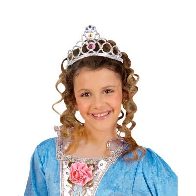 Hercegnő tiara gyerekeknek