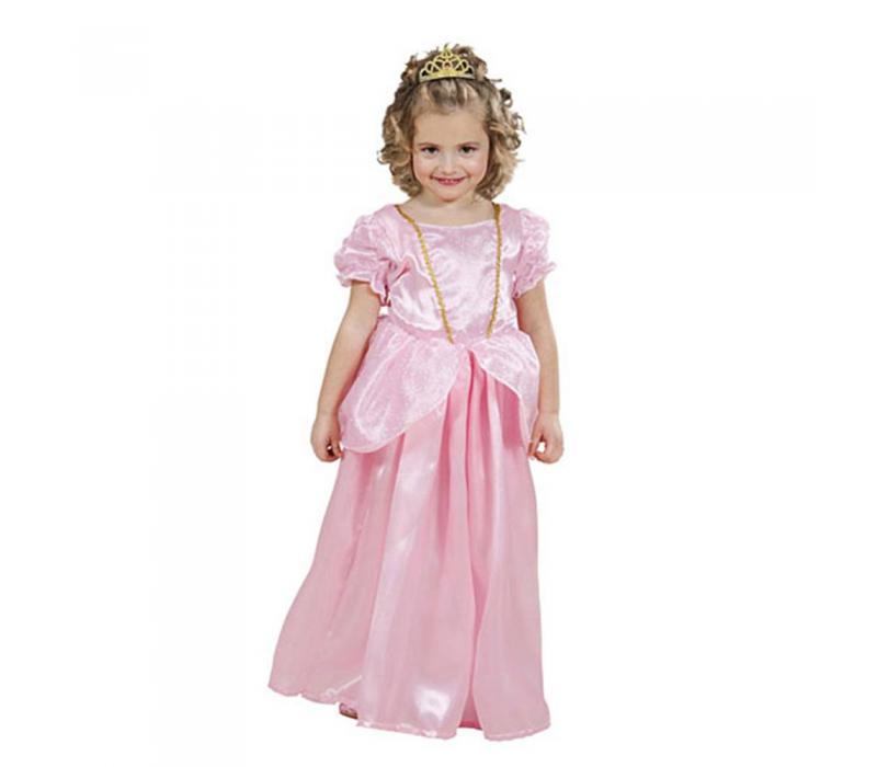 Hercegnő gyerek jelmez, 116-os méretben
