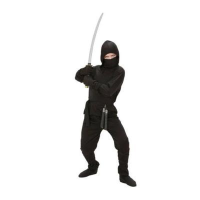 Ninja gyerek jelmez, 140-es méretben
