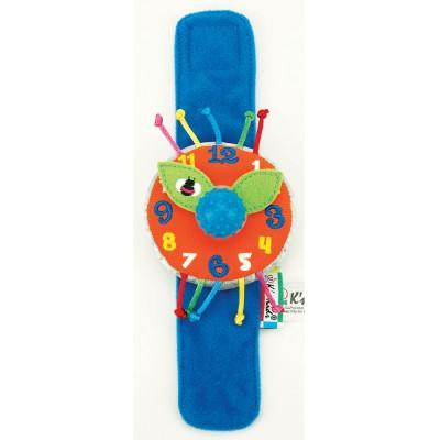 Ks Kids Az első órám, plüss játékóra