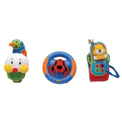 Ks Kids Boldog trió bébijáték