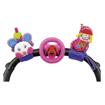 Ks Kids Boldog trió bébijáték, rózsaszín