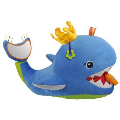 Ks Kids Nagy kék bálna plüss pajtás