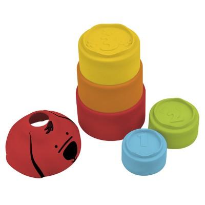 Ks Kids Patrick pohárépítő játék