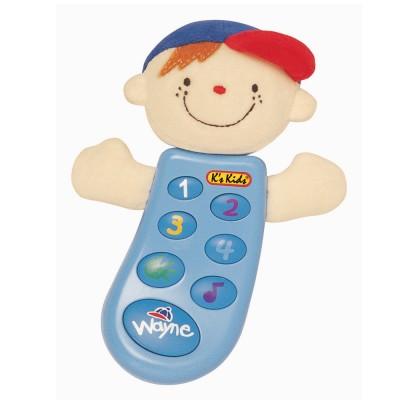 Ks Kids Wayne zenélő bébitelefon