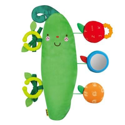 Ks Kids Zöldbab plüss foglalkoztató
