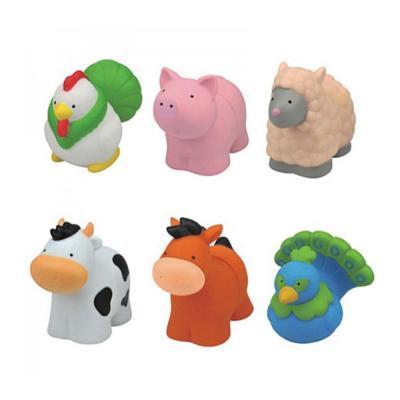 Popbo Blocs farm állatfigurák