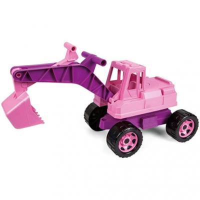 Kotrógép rózsaszín