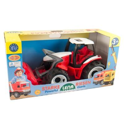 Lena Óriás kanalas traktor dobozban