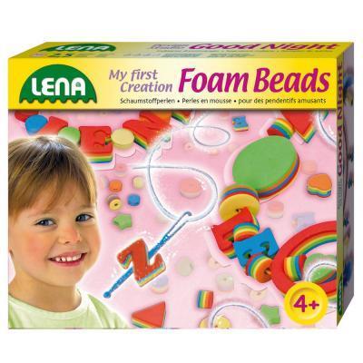 Lena habszivacs nyaklánckészítő