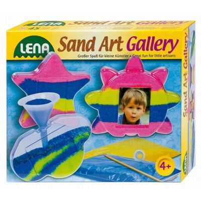Lena homokkép készítő, kicsi