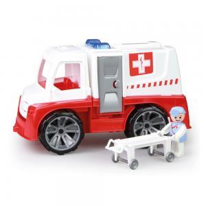 Lena Truxx mentőautó