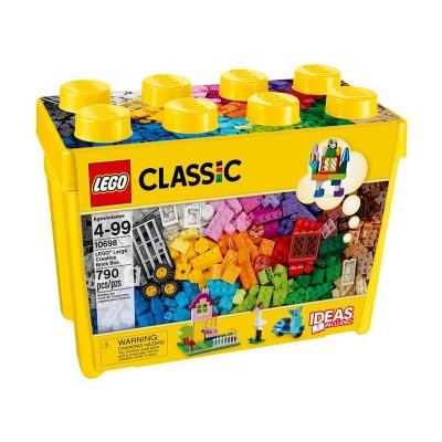 Lego Classic Nagy méretű kreatív építőkészlet 10698