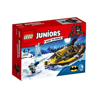 LEGO Juniors Batman és Mr. Freeze összecsapása 10737