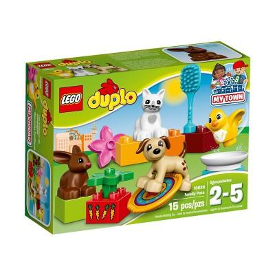 LEGO DUPLO Házikedvencek 10838
