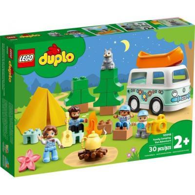 Lego Duplo Családi lakóautós kalandok