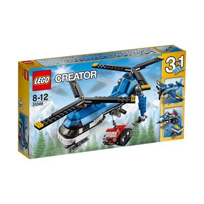 Lego Creator Ikerrotoros helikopter 31049